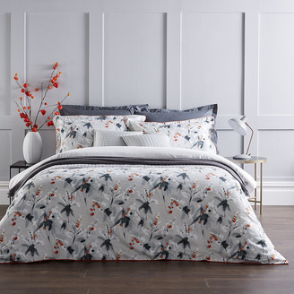 Christy Nina Duvet Set - Coral - Double