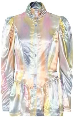 Sies Marjan Thea satin jacket