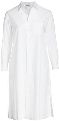 Baacal, Plus Size Cotton Poplin Shirtdress