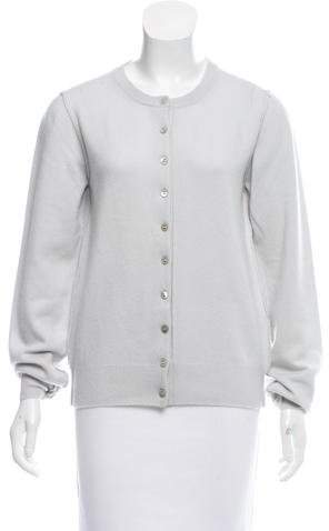Dolce & Gabbana Cashmere Button-Up Cardigan