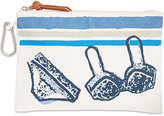 Style&Co. Style & Co. Canvas Water Resistant Pouch, Created for Macy's