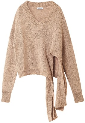 Rodebjer Anisah Sweater in Faded Terracotta