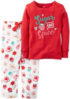 Carter's Sugar & Spice PJ Set (Toddler/Kid) - Print - 4T