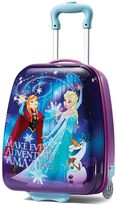 """Disney Disney's Frozen """"Every Adventure"""" 18-Inch Hardside Wheeled Carry-On by American Tourister"""