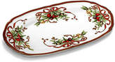 Tiffany & Co. HolidayTM oval serving tray
