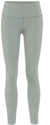 Varley Hughes laser-cut leggings