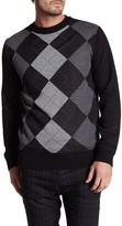 Yoki Argyle Pullover Sweater