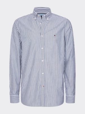 Tommy Hilfiger Stripe Soft Touch Slim Fit Shirt