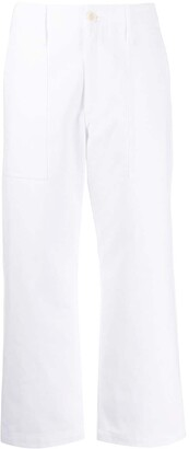 Jejia High Rise Cropped Jeans