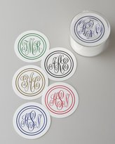 THE CHATSWORTH COLLECTION Personalized Coasters & Lidded Holder