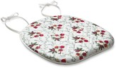 Williams-Sonoma Williams Sonoma Berry Meadow Chair Pads, Set of 2, White