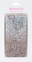 Accessorize Chunky Ombre Glitter iPhone 6 Cover
