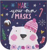 Accessorize Xmas Make Your Own Masks