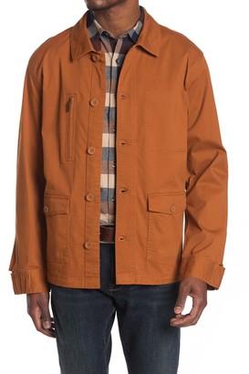 WALLIN & BROS Military Utility Pocket Jacket