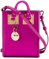 Sophie Hulme micro 'Albion' crossbody bag