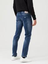 Armani Exchange J13 Slim Fit Jeans With Vintage Wash