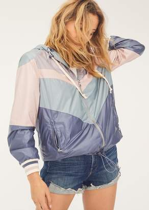 Mother Sport Chevron Windbreaker