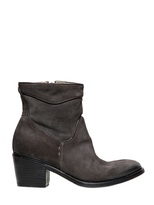 Alberto Fermani 60mm Suede Ankle Boots