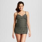 Liz Lange for Target Maternity Dresskini Tankini