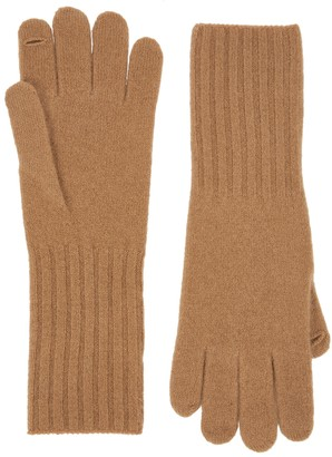 Vince Camel Cashmere Gloves