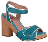 Miz Mooz Women's Ronnie Heeled Sandal