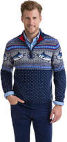 Vineyard Vines Marlin Pattern 1/4-Zip Sweater