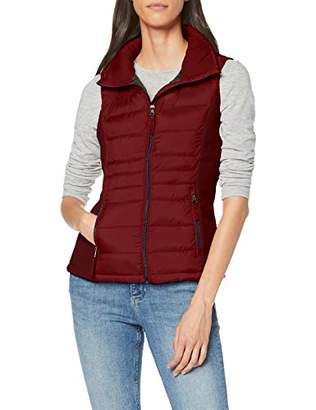 S'Oliver Women's 05.908.53.3697 Outdoor Gilet,(Size: 36)