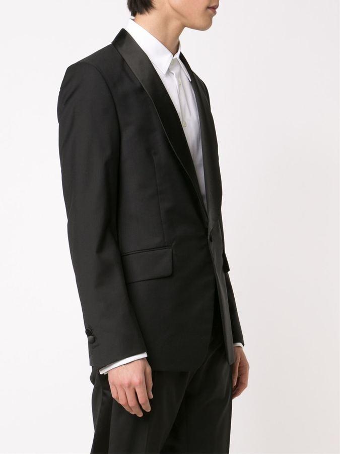Vivienne Westwood Man tuxedo blazer
