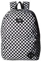 Vans Old Skool III Backpack (Black/White) Backpack Bags