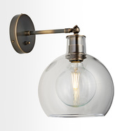 Rejuvenation Edendale Straight Articulating Sconce