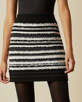 Ted Baker A-line Mini Skirt