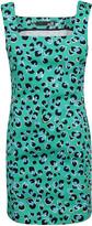 Love Moschino Multicolor Cotton Dress
