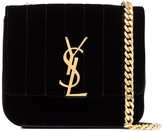 Saint Laurent small Vicky crossbody bag