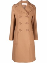 Thumbnail for your product : See by Chloe Tailored Wool Coat