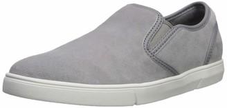 Clarks Men's Landry Step Loafer Grey Suede 075 M US