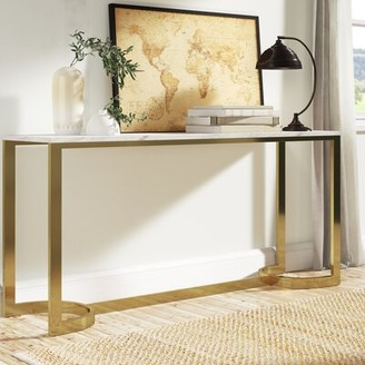 "Bernhardt Blanchard 64"" Console Table"