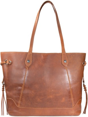Frye Melissa Large Carryall Leather Tote