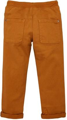 Very Boys Rib Waistband Woven Trouser - Tan