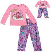 Dollie & Me Girls 4-14 Fairytale Princess Pajama Set