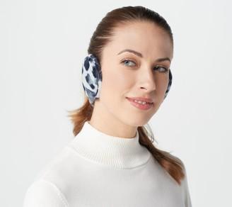 Cuddl Duds Double Plush Velour Behind the Head Earmuff