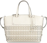 Nine West Sheer Perforated Genius Medium Tote