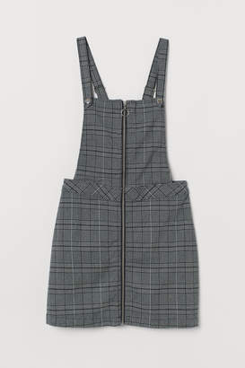 H&M overall Dress - Black