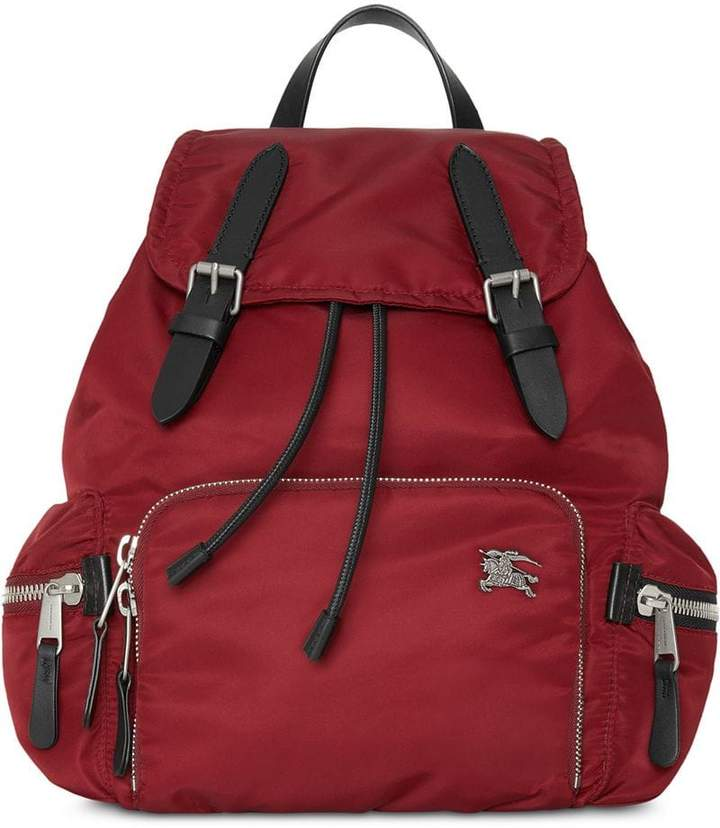d3860046ce2 Burberry Red Women's Backpacks - ShopStyle