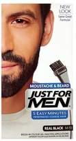 Just For Men Beard Gel Real Black 60ml