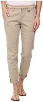 Jag Jeans Dana Chino Boyfriend Bay Twill in British Khaki