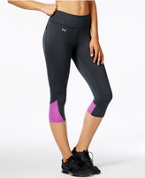 Under Armour Fly By HeatGear® Running Capri Leggings