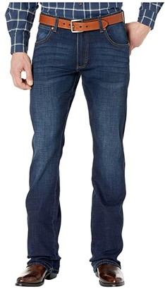 Wrangler Retro Premium Slim Boot Jeans (Lockhart) Men's Jeans
