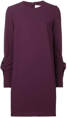 Victoria Victoria Beckham long-sleeve shift dress