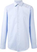 HUGO BOSS button-up shirt - men - Cotton - 39