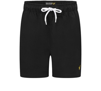 Lyle & Scott Junior Boys Classic Swim Shorts Black